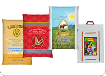 Export/ Domestic rice bags